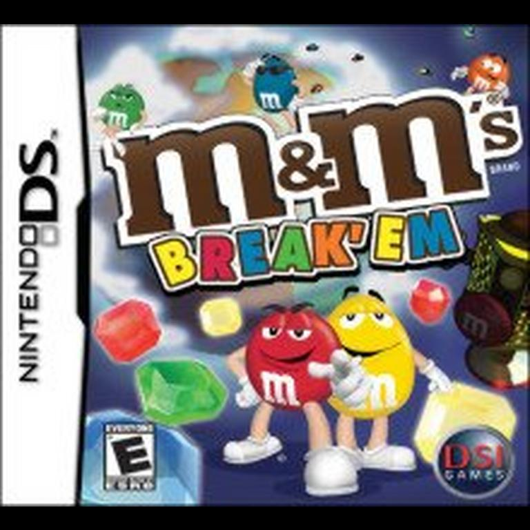 M and M's Break 'Em