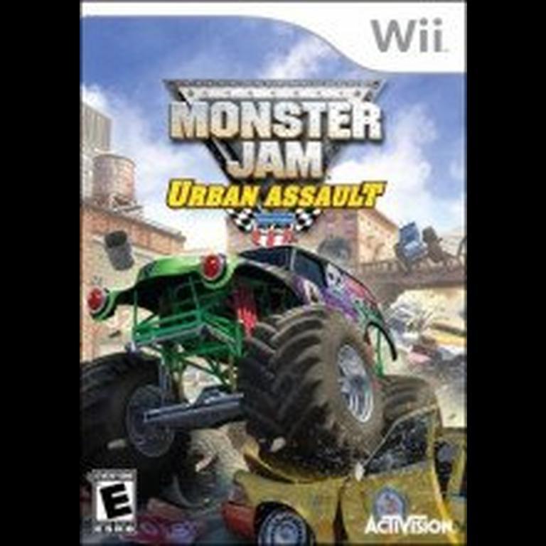 Monster Jam: Urban Assault