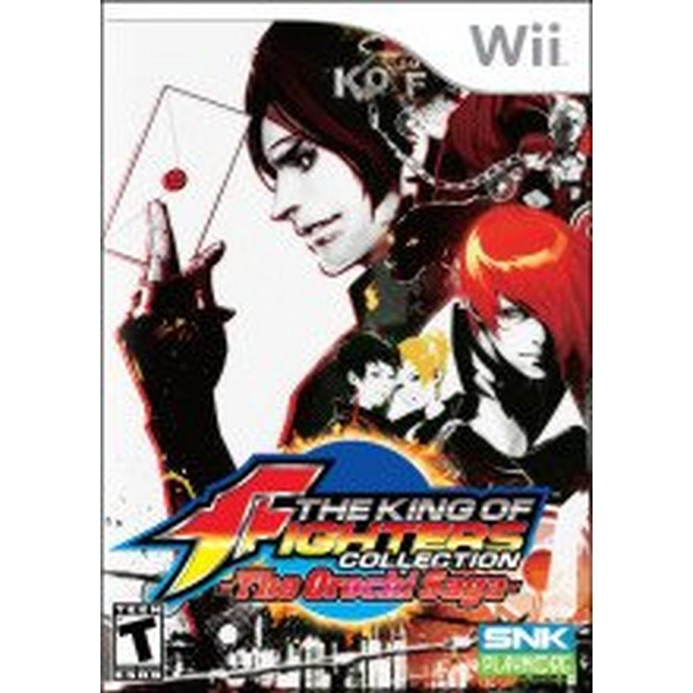 THE KING OF FIGHTERS Collection: The Orochi Saga   Nintendo Wii   GameStop