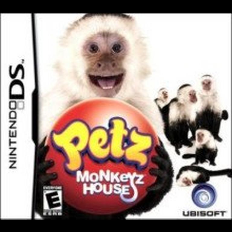 Petz Monkeyz House