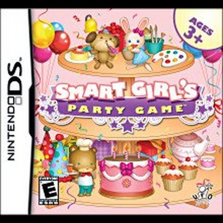 Smart Girls Party Games