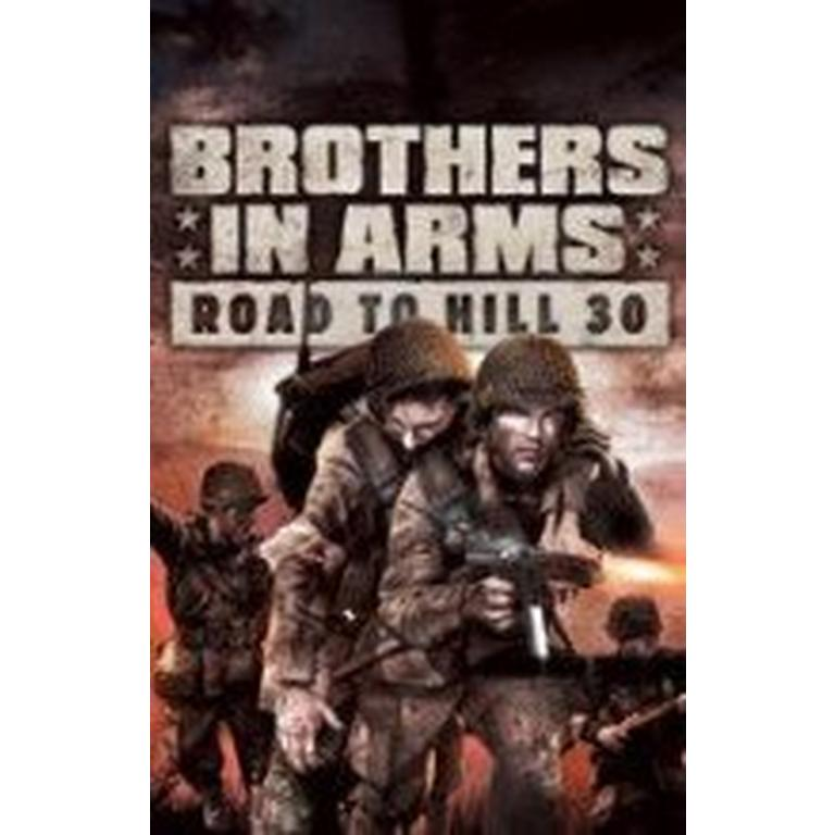 Brothers In Arms Road To Hill 30 Pc Gamestop