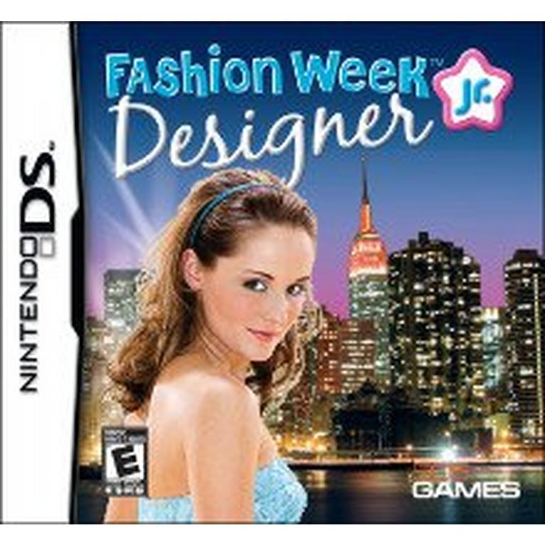 Fashion Week Junior Designer