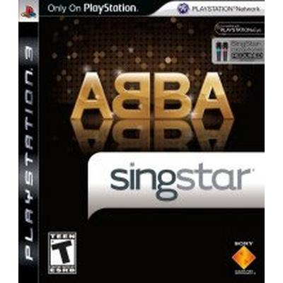 SingStar ABBA Game Only