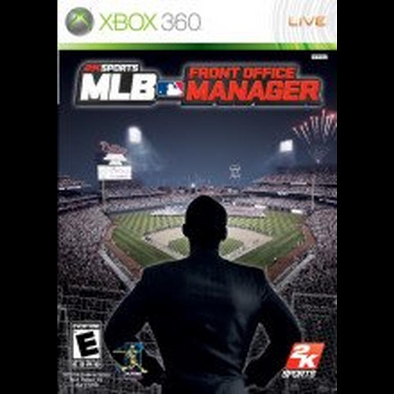 MLB Front Office Manager