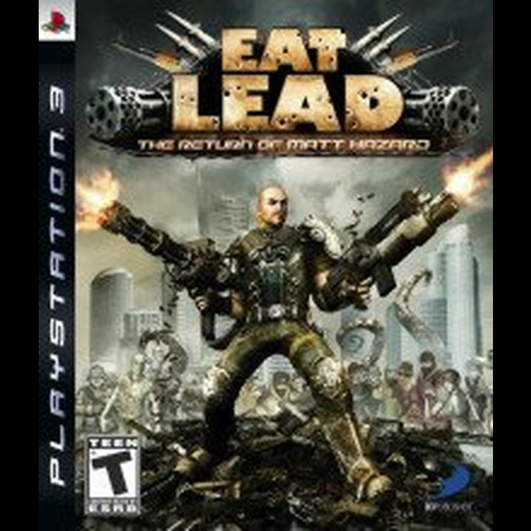 Eat Lead: Return of Matt Hazard