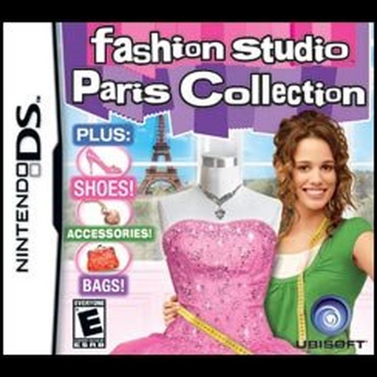 Fashion Studio: Paris Collection