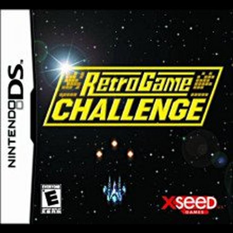 Retro Game Challenge