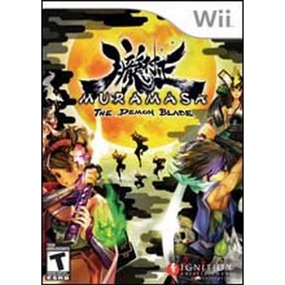 Muramasa: The Demon Blade   Nintendo Wii   GameStop