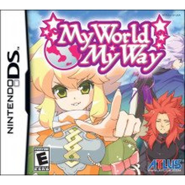 My World, My Way