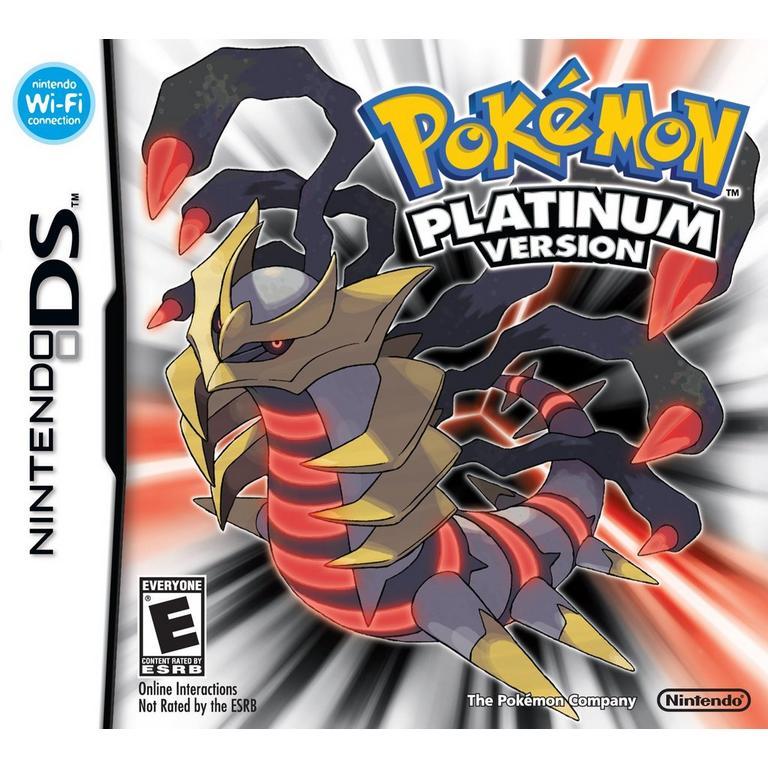 Image result for pokemon platinum