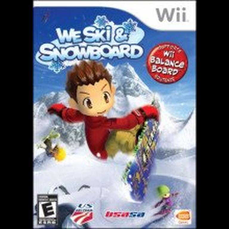 We Ski and Snowboard