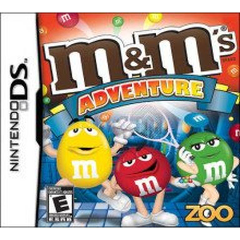 M and M's Adventure