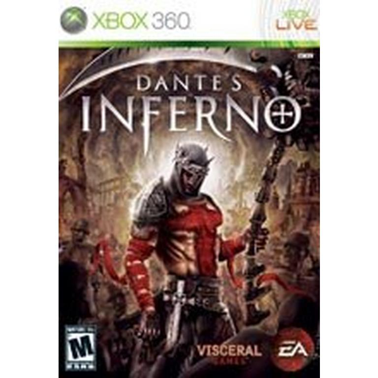 Electronic Arts Dante's Inferno Xbox 360 Available At GameStop Now!