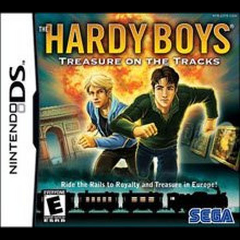Hardy Boys: Treasure on the Tracks