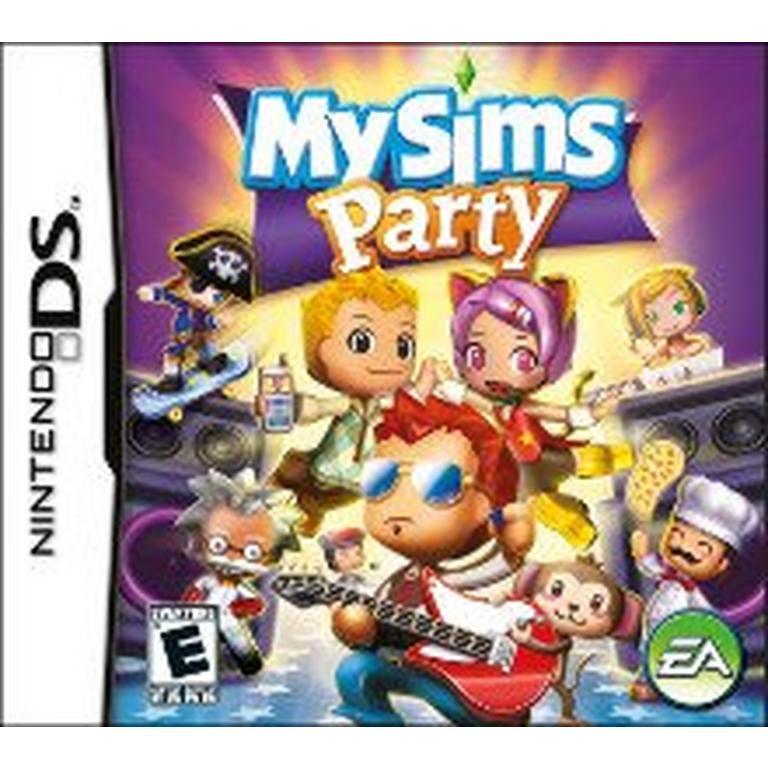 MySims Party