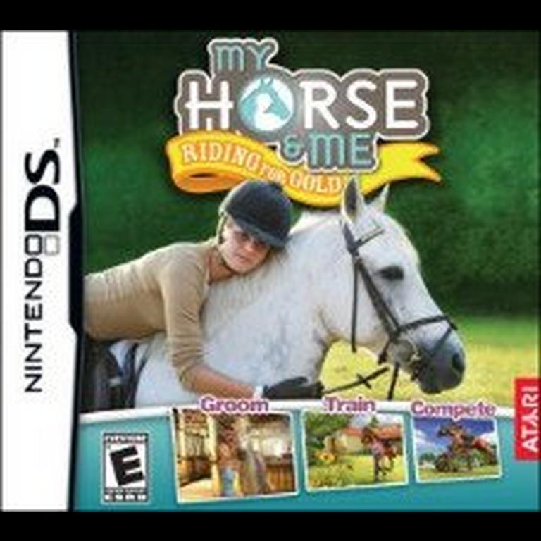 My Horse and Me 2: Riding for Gold
