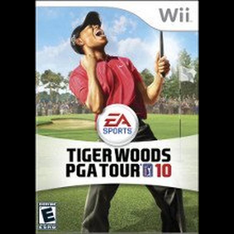 Tiger Woods PGA Tour 2010 - Game Only