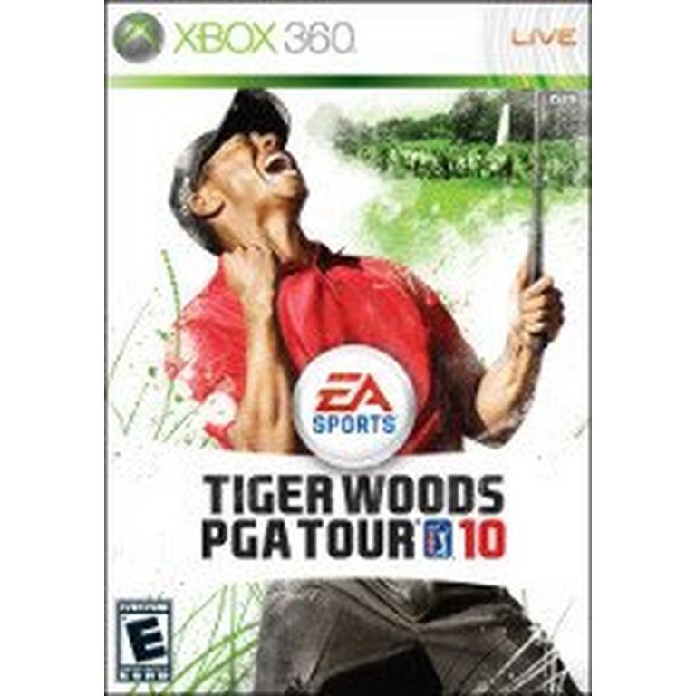 Tiger Woods PGA Tour 2010