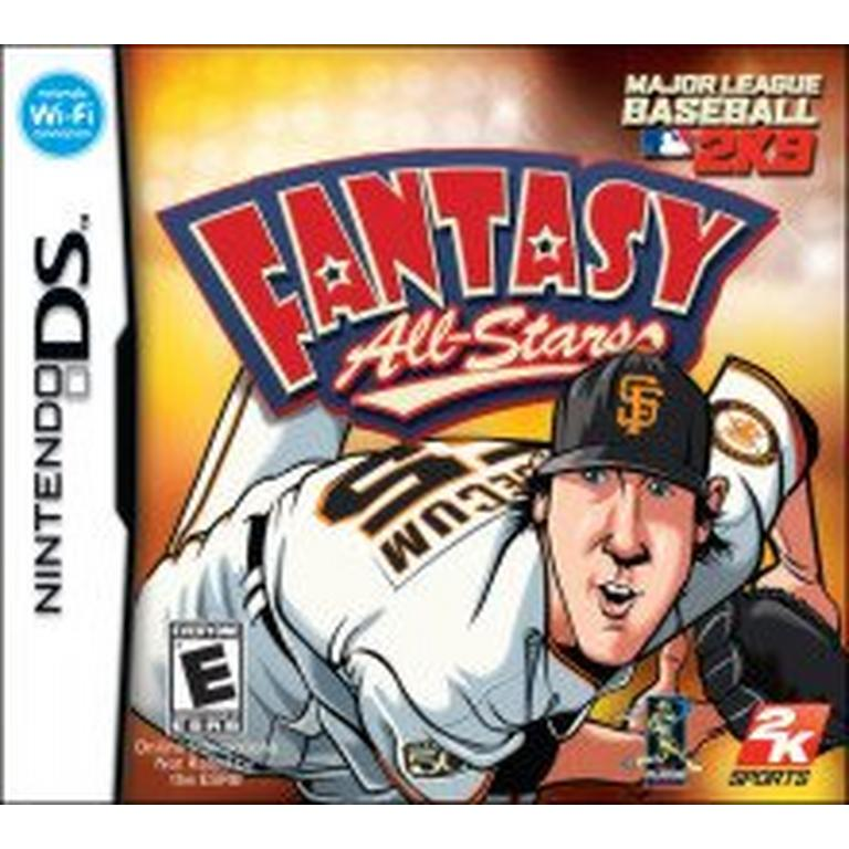 MLB 2K9 Fantasy All-Stars