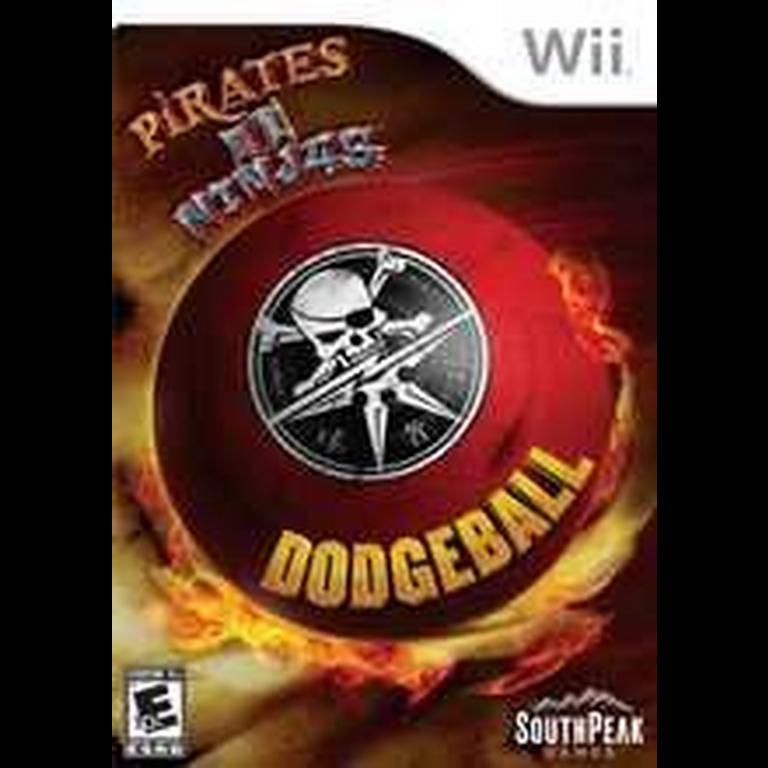 Pirates vs. Ninja Dodgeball