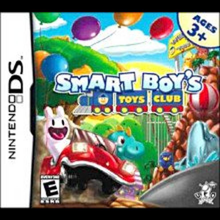 Smart Boy's Toy Club