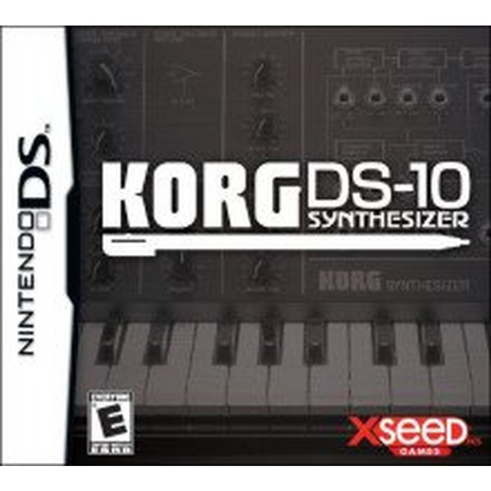 KORG DS-10 | Nintendo DS | GameStop