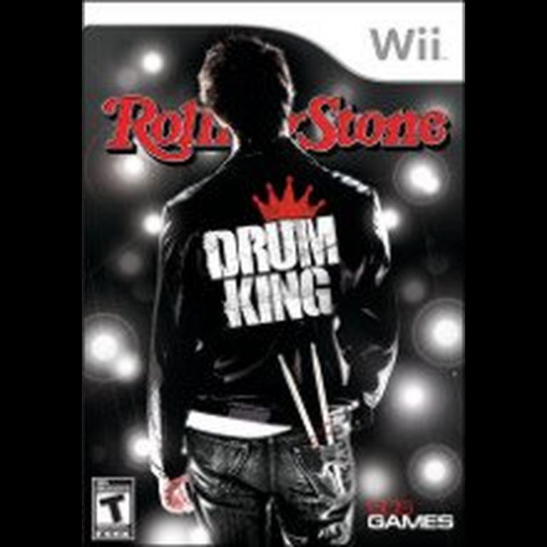 Rolling Stone Drum King