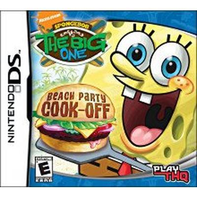 Spongebob vs the Big One: Beach Party Cook - Off