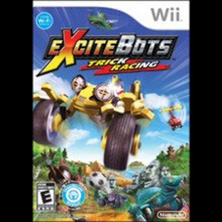 Excitebots: Trick Racing (Game Only)