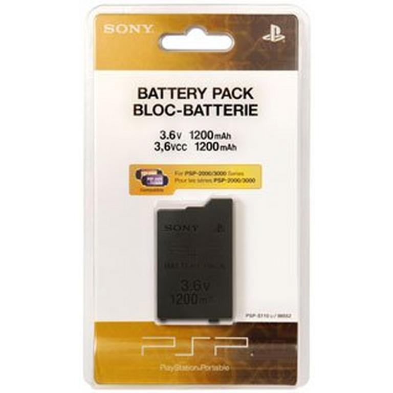 PSP Battery Pack