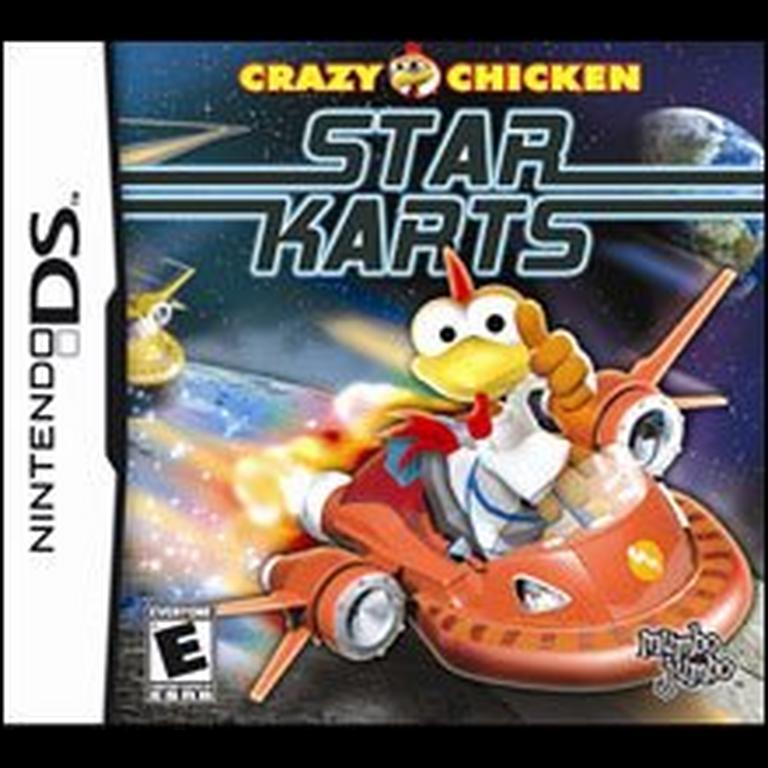 Crazy Chicken: Star Karts