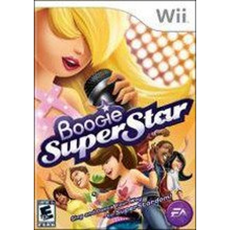 Boogie Superstar - Game Only