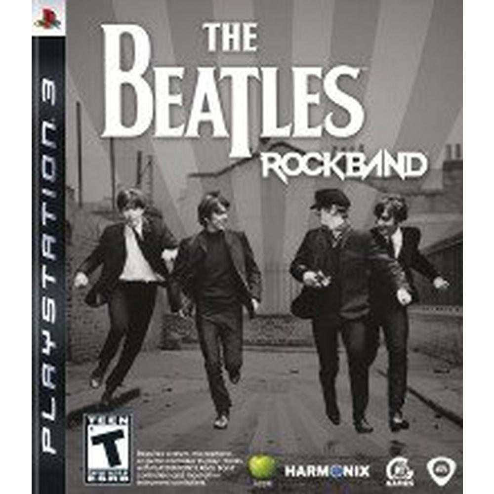 The Beatles: Rock Band - Game Only | PlayStation 3 | GameStop