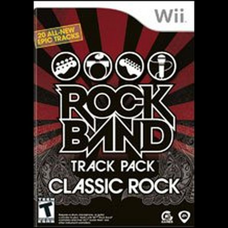 Rock Band: Classic Rock Track Pack