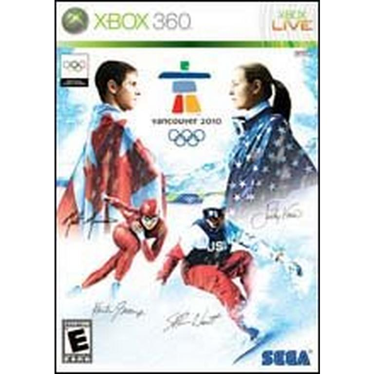 Vancouver 2010: Official Video Game of the Olympic Winter Games