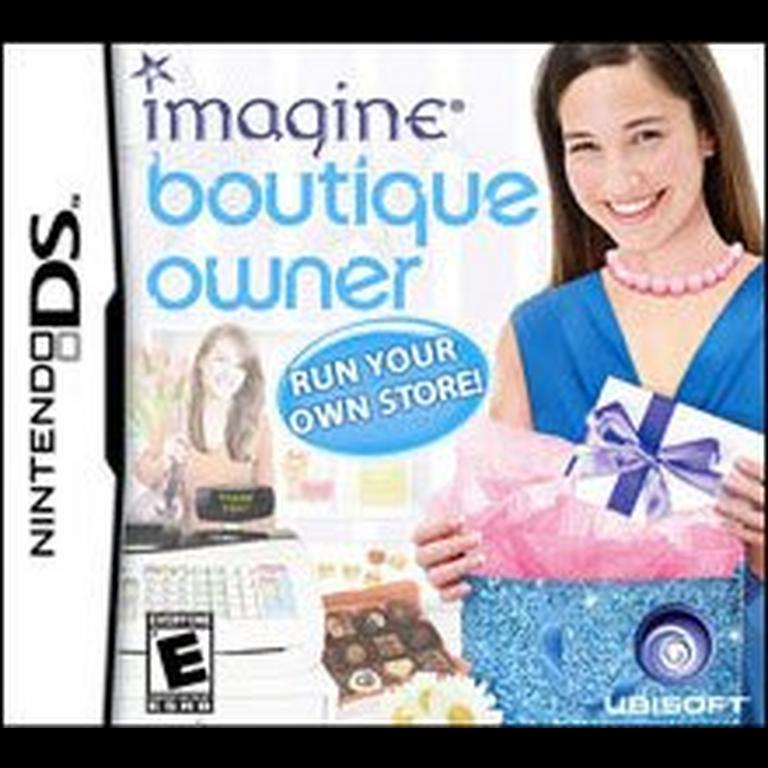 Imagine: Boutique Owner