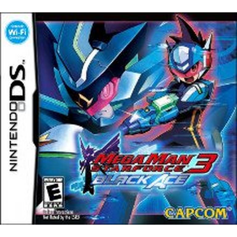 Mega Man Star Force 3 Black Ace