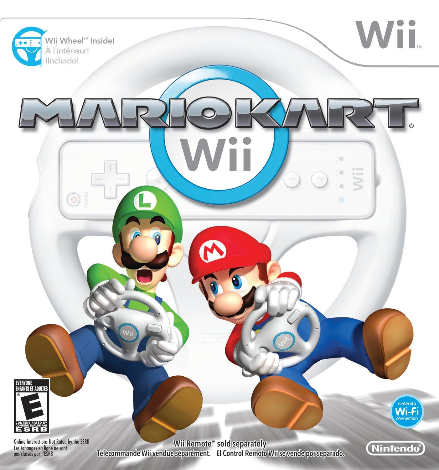 Mario Kart Wii (Game Only)