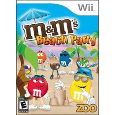 M & M's Beach Party