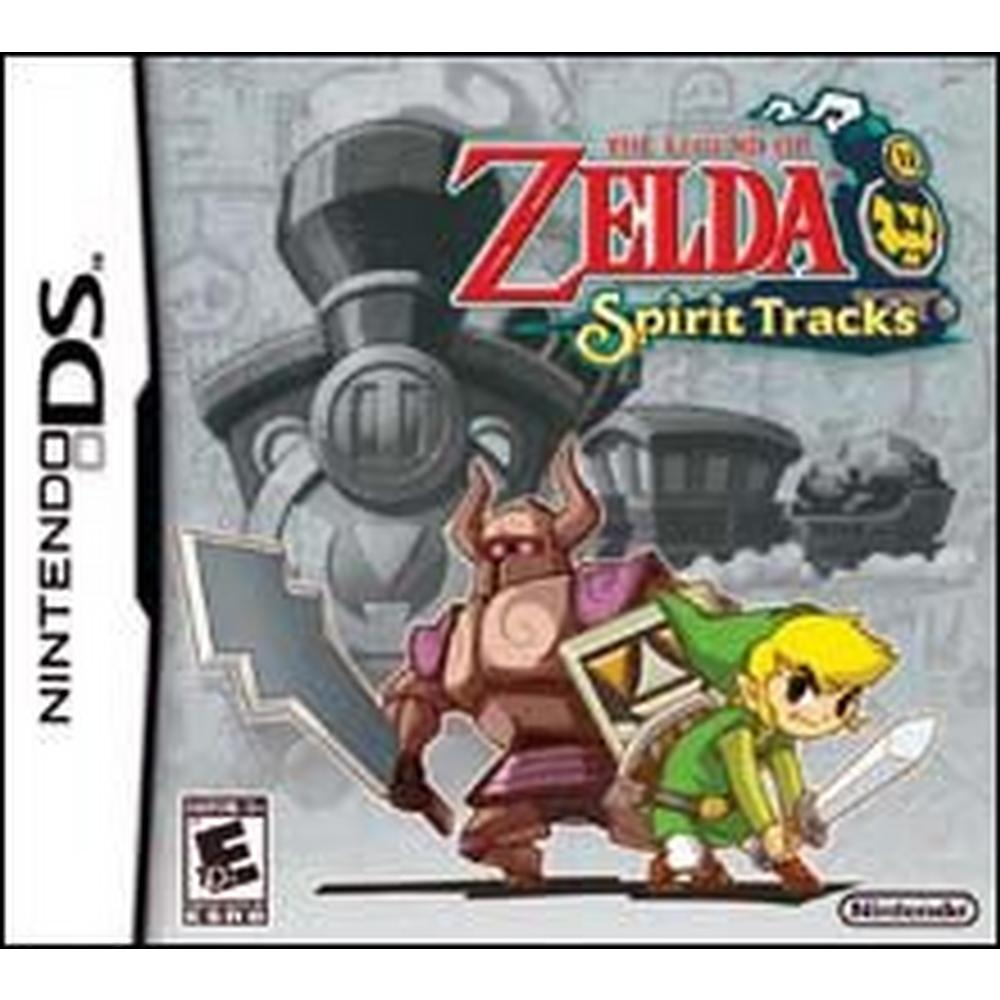 The Legend Of Zelda Spirit Tracks Nintendo Ds Gamestop