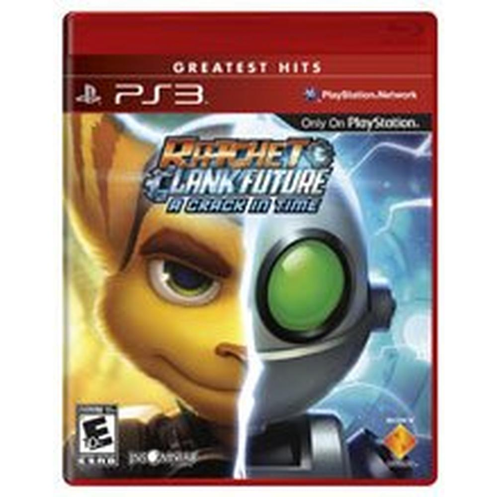 Ratchet And Clank A Crack In Time Playstation 3 Gamestop