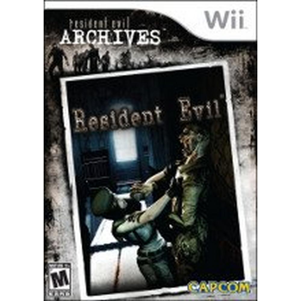 Resident Evil Archives | Nintendo Wii | GameStop