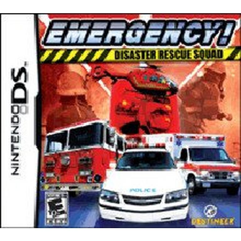Emergency Disaster Rescue Squad