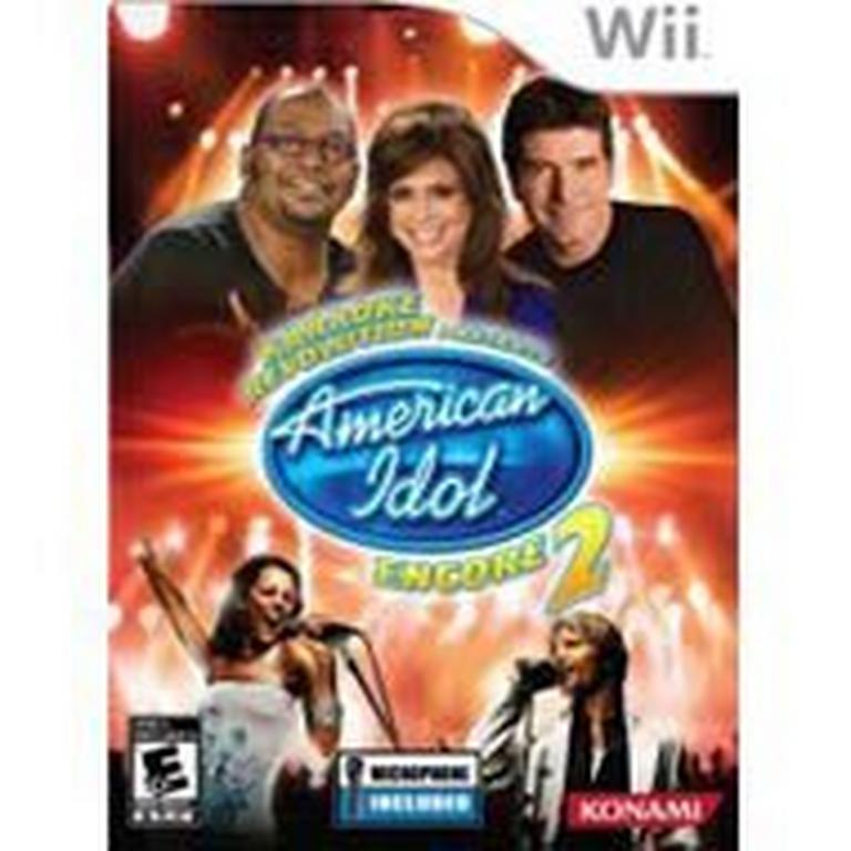 Karaoke Revolution: American Idol Encore 2 - Game Only