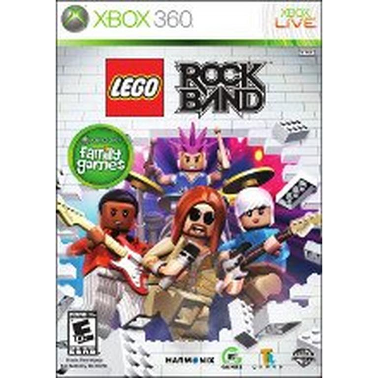 Rock Band: LEGO