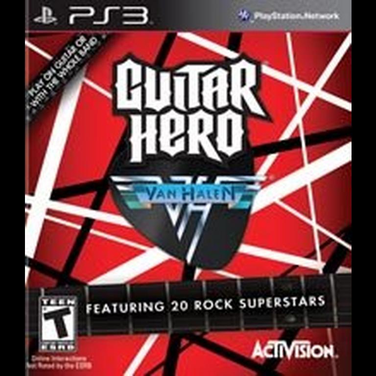 Guitar Hero Van Halen
