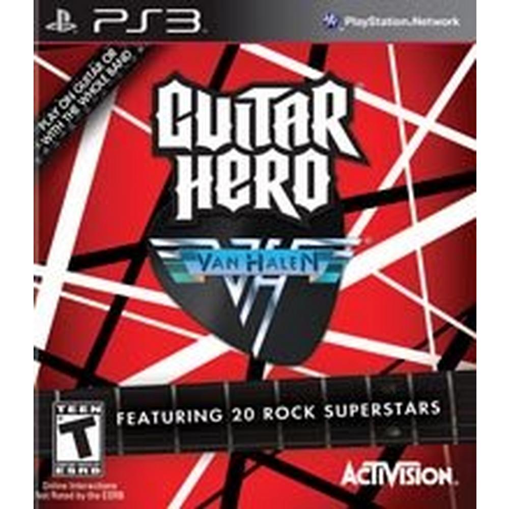 Guitar Hero Van Halen | PlayStation 3 | GameStop