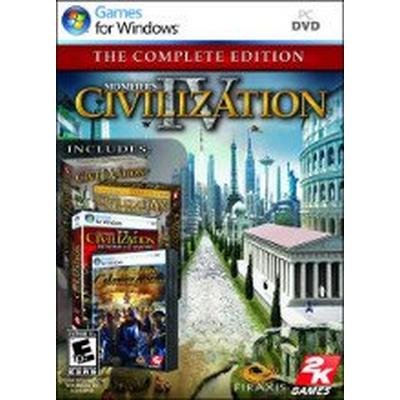 Sid Meier's Civilization IV: Complete Edition