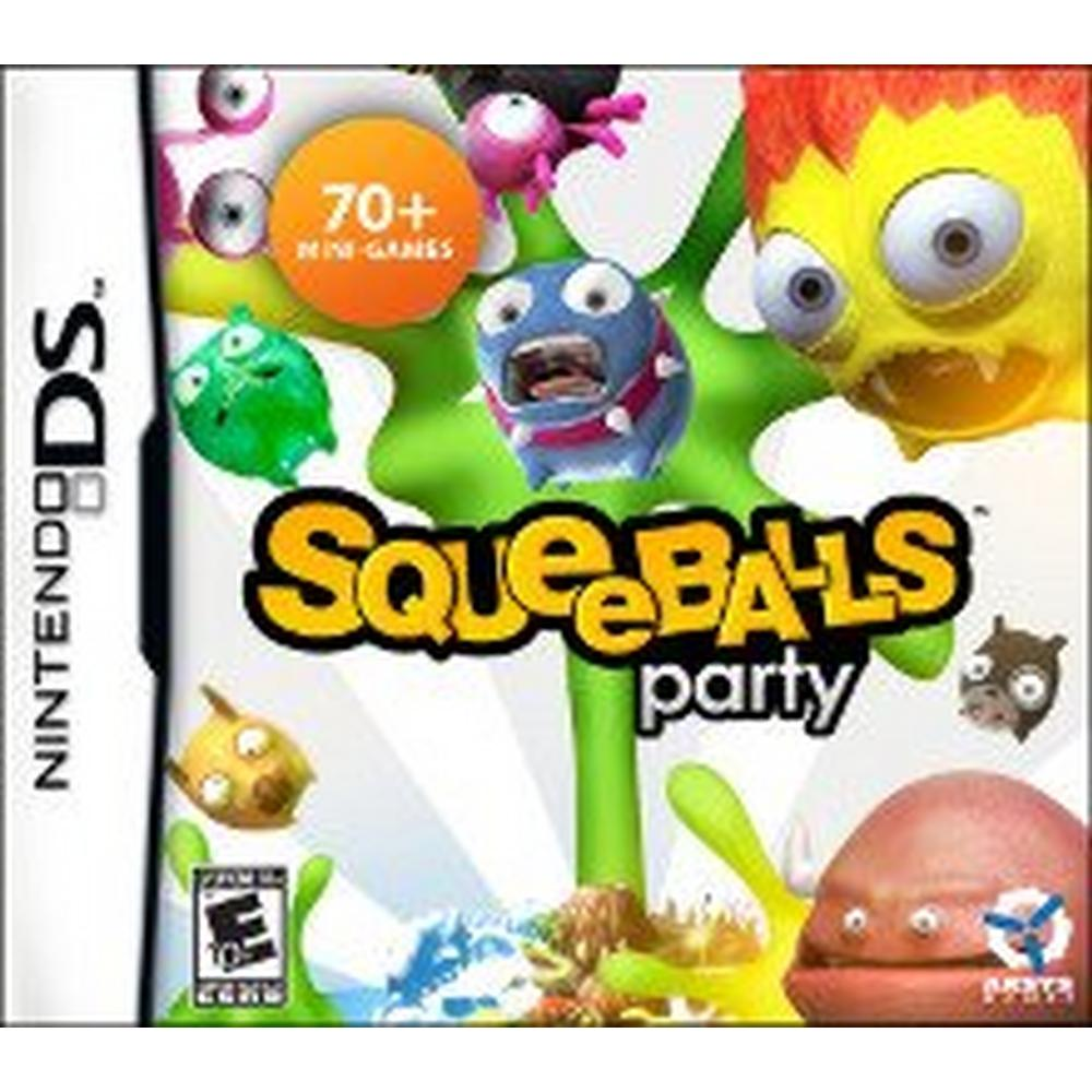 squeeballs party ds